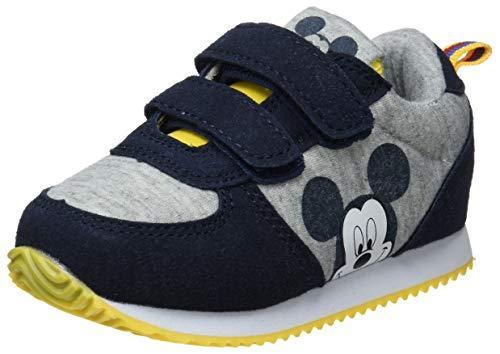 Zippy Zapatillas Mickey De Caña Alta para Bebés