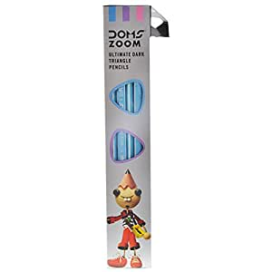 Doms zoom triangle pencil bod (set of 10)