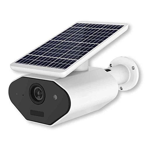 SAFE-HOME 1080 P Solar IP Kamera Im Freien wasserdichte Drahtlose WiFi Sicherheit Kamera Solar Betrieben IR Motion Detection Night Vision Cam