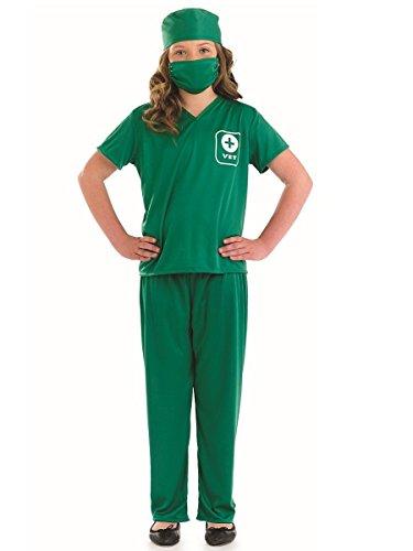 Vet - Kinder Kostüm (Kostüme Tierarzt Kinder)
