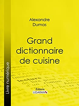 Grand dictionnaire de cuisine ebook alexandre dumas for Alexandre dumas grand dictionnaire de cuisine 1873