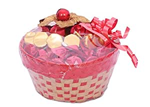 Skylofts Chocolate Basket (25 Pcs Chocolates)