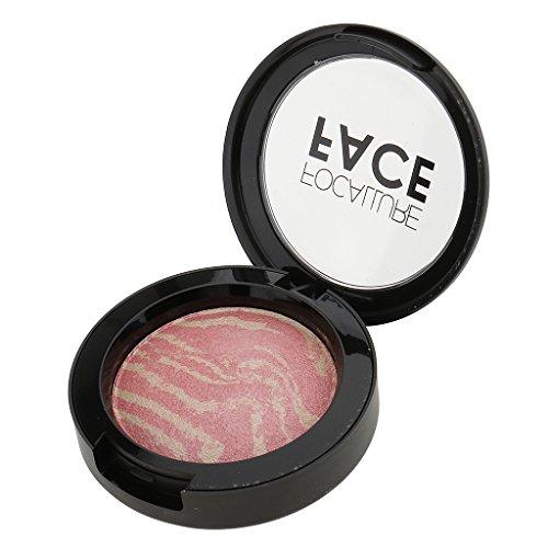 MagiDeal Palette de Maquillage Professionnel Blush Fard à Joues Poudre Fard Cosmétique Beauté de Femme - #1, Taille réelle