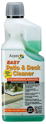 Easy patio & Deck Cleaner 1Ltr conc. - Fence Cleaner