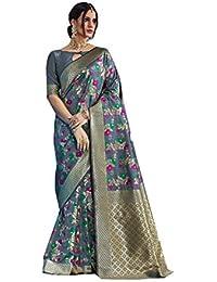 Amazon Co Uk Indian Women Sarees Wedding Dresses Wedding