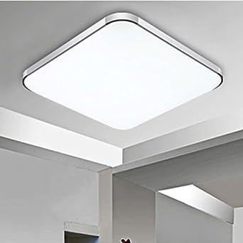 VINGO® 12W LED Deckenleuchte Deckenlampe im Wohnzimmer Badleuchte ...