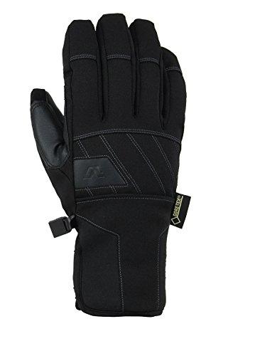 Gordini Damen Challenge XIV Handschuhe Medium schwarz (Handschuh Gordini-schwarz)