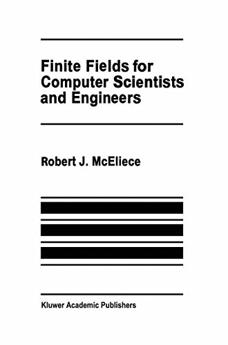 Finite Fields for Computer Scientists and Engineers (The Springer International Series in Engineering and Computer Science)