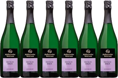 Pfaffenweiler Weinhaus Pinot Blanc Sekt Dolce