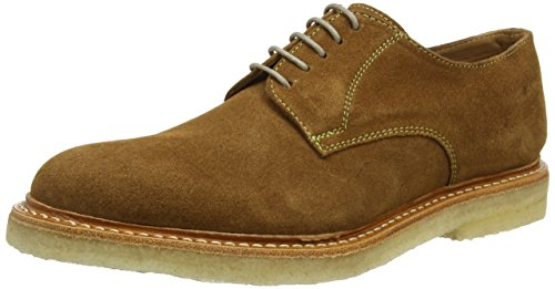 Lotus Men Alexander Derby Shoes, Brown (Cognac), 10 UK 44 EU