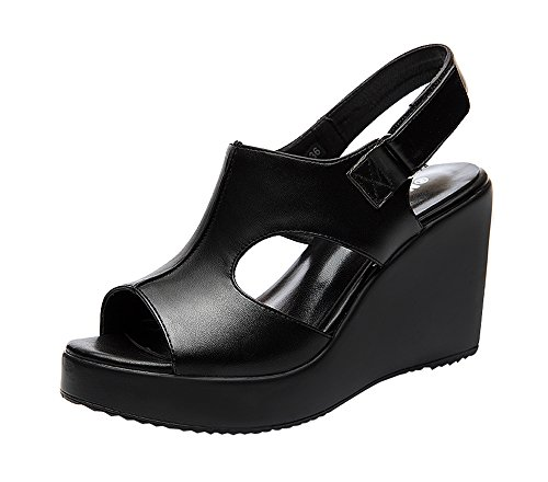 fq-real-womens-casual-velcro-pure-color-open-toe-platform-wedge-heel-sandals-4-ukblack