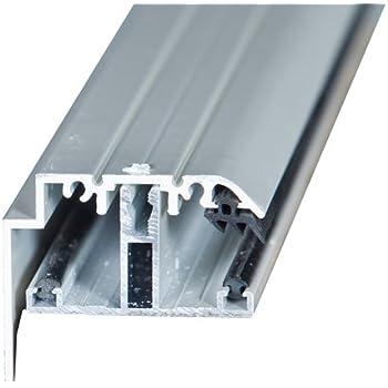 Dhaze Kit Profil T En Aluminium Capot à Visser Pour