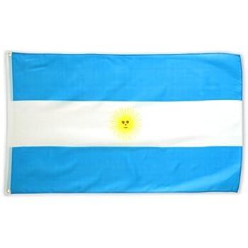 Fahne Flagge Argentinien 90 x 150 cm mit 2 Ösen
