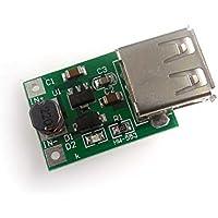 HW-553 PFM 600MA Control Convertidor DC-DC Módulo elevador elevador 0.9V-5V a 5V Tarjeta de circuitos de refuerzo del módulo de fuente de alimentación