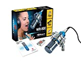Best Condenser Microphones - Wright WR 800 Condenser Microphone For Voice Recording Review