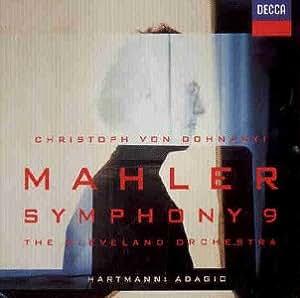 Sinfonie 9 / Hartmann: Adagio