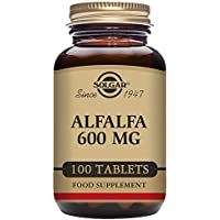 COMP. 600mg ALFALFA 100 COMP.