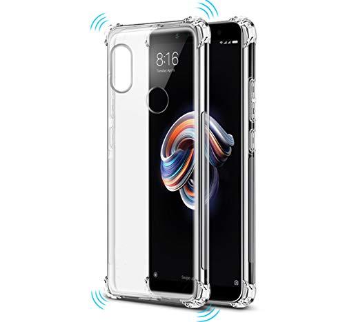Tumundosmartphone Funda Gel TPU Anti-Shock Transparente