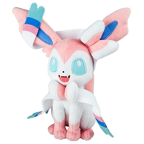 Pokemon Sylveon 8 inch Collectable Plush Toy