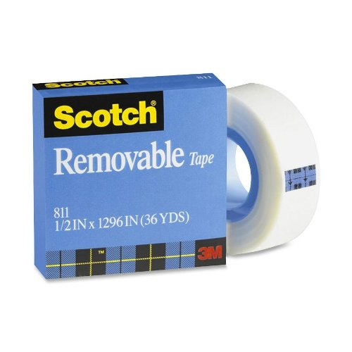 3m-scotch-removable-tape-05-x-36-yards-811-t9631811