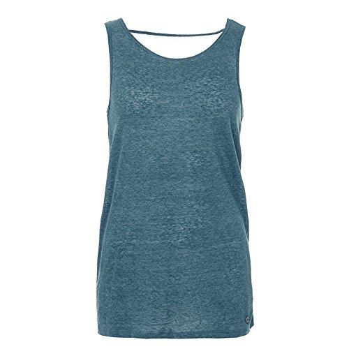 Tiffosi -  T-shirt - Senza maniche  - Donna Verde