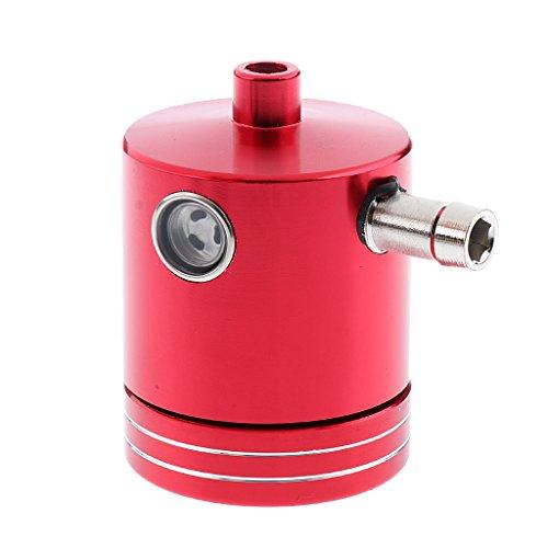 Cilindro Della Frizione Freno Anteriore Serbatoio Del Liquido Tazza Serbatoio Moto - Rosso