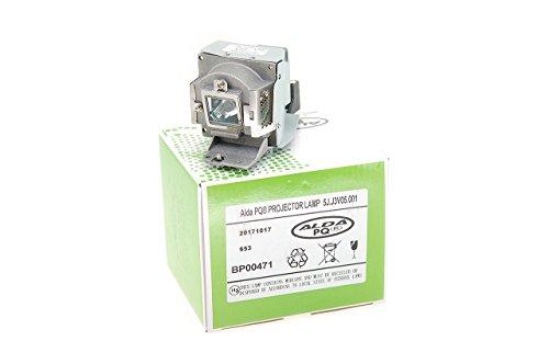 Alda PQ® Premium, Beamerlampe 5J.J3V05.001 für BENQ MX660, MX711 Projektoren, Lampe mit Gehäuse