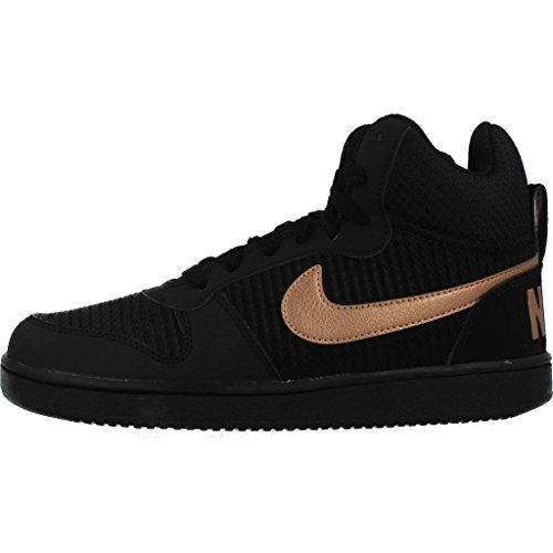 Nike 844907-002, Chaussures de Sport Femme Noir