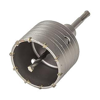 DEMA–Corona perforadora (SDS Plus, 80mm