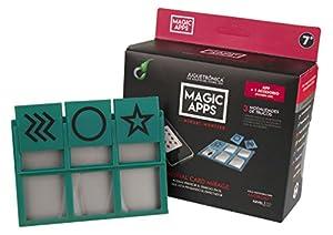 Juguetrónica Magic Apps Mental Card Mirage (JUG0270), Color Negro