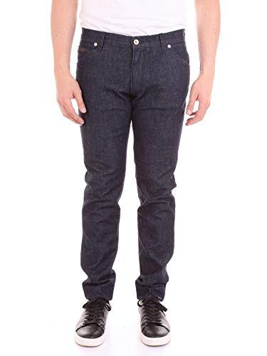 DOLCE E GABBANA Luxury Fashion Herren G6QOLZG8T16S9001 Blau Jeans | Jahreszeit Outlet (Männer Gabbana Dolce Jeans)
