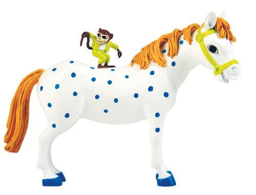 Pippi Langstrumpf 44.3691.00 - Pippi Pferd und (Italienisch Tag Kostüme)