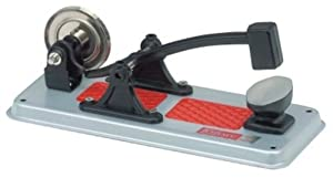 Wilesco M58 - Artículos para diseño de maquetas (Previamente montado, Negro, Rojo, 77 mm, 175 mm, 77 mm)