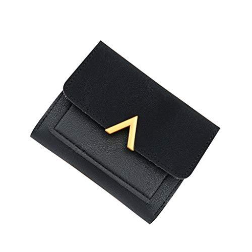 Kobay-Damen Retro Mini Geldbörsen Geldbörsen Kurze weibliche Geldbörse Kreditkarteninhaber - Fendi Hobo Bag