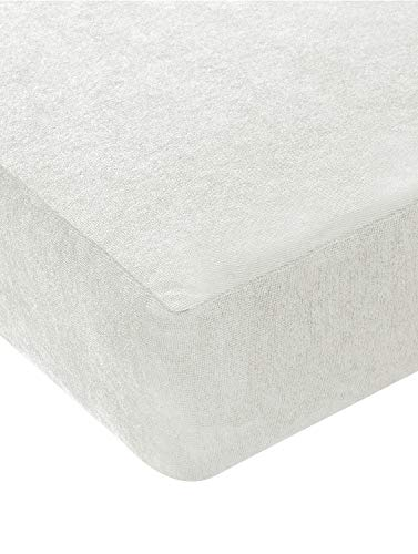 Story@Home Waterproof and Dustproof Terry Cotton Mattress Protector - 78...