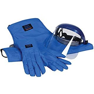 Cole-Parmer AO-25000-89 Cole-Parmer Cryogenic Safety Kit; Large Gloves, 48