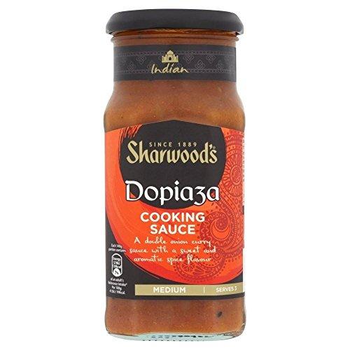 Cuisson Sauce Sharwood - Dopiaza (420g) - Paquet de 2