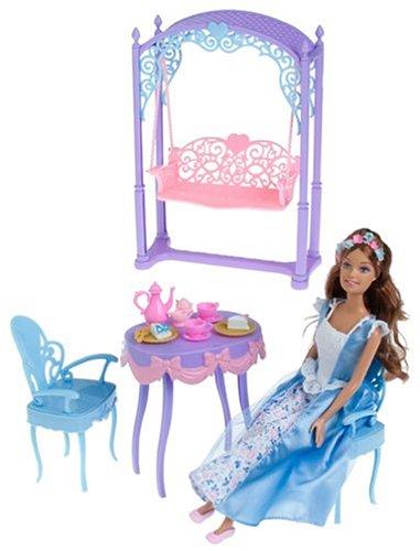 Barbie Tee Party (Barbie Die Prinzesinnen Kollektion Tee Party Spiel Set)