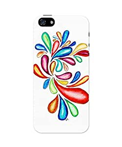 PosterGuy Abstract Color Splash Graphic Illustration iPhone 5 / 5S Case