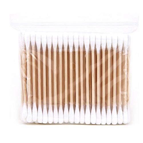 Westeng 1 paquete Bastoncillos Algodón Bambú Multiuso