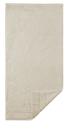Egeria–asciugamani in spugna–Prestige (25001), White (001), Duschtuch (75x160) Titanium (515)