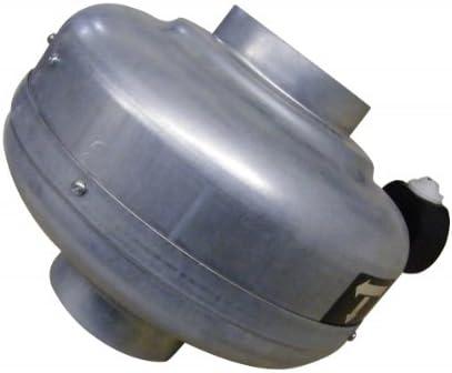 Tubo di ventilazione 235 m³     h 100 mm tubo, tubo aria | Imballaggio elegante e stabile  | Beautiful  | scarseggia  dea47e