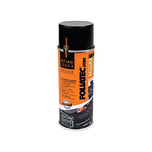 Foliatec F2408 Seat und Leather Color Spray Versieglerspray, 1 x 400 ml