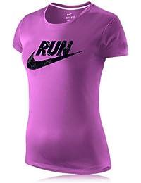 Online Nike Camisetas Sport Mujer es Amazon Retos Y wqPYRSnA