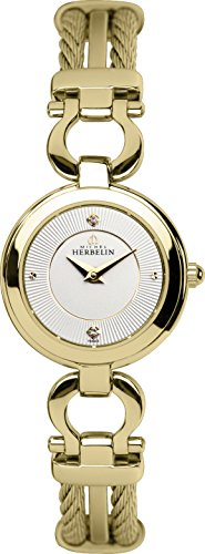 Ladies Michel Herbelin Cables Watch 17422/BP11