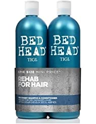 TIGI Bed Head Urban Antidotes Recovery Tween 750ml Shampoing et après-shampoing avec sans pompe