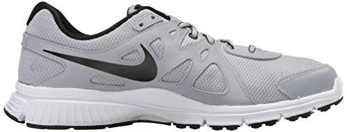 Nike Revolution 2, Chaussures de Running Entrainement Homme Gris (Wolf Grey / White-Black)