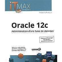 Oracle 12c - Administration d'une base de données
