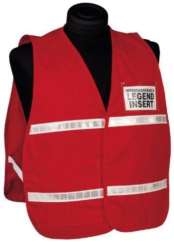 3700-serie (ML Kishigo - 3700 Series Incident Command Vest Assorted Colors by ML Kishigo)