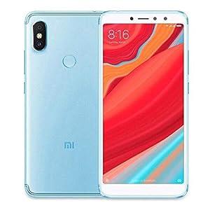 """Xiaomi Redmi S2 - Smartphone de 5.99"""" (Snapdragon 625, Memoria de 32 GB, cámara de 12+5 MP, Android) Color Azul"""